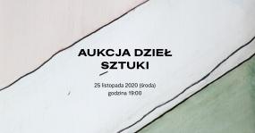 Aukcja Dzieł Sztuki 2020
